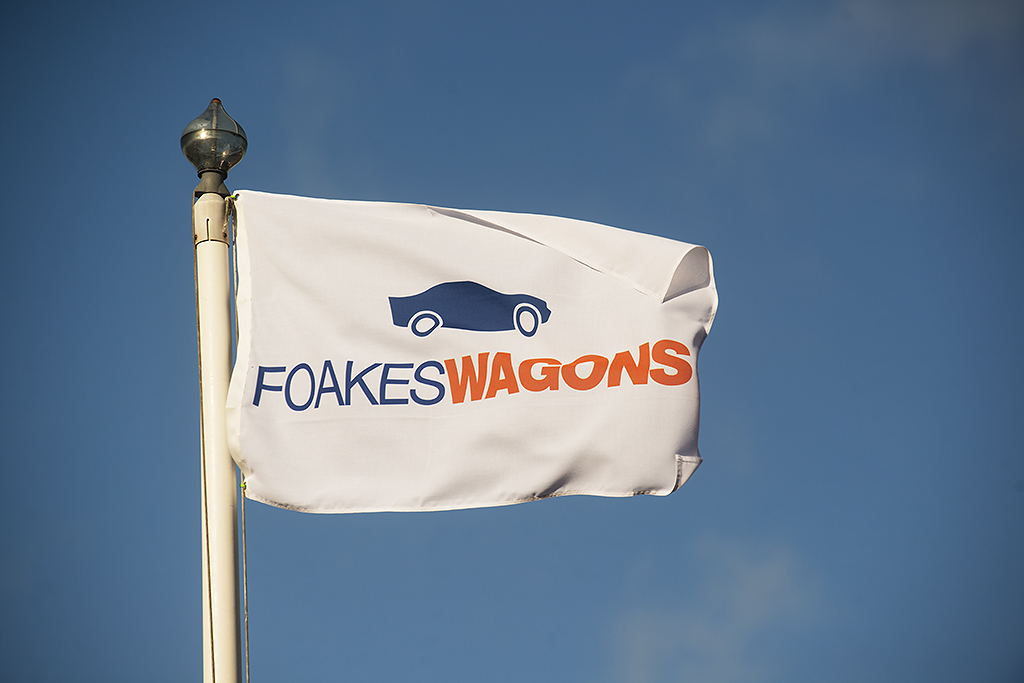 Foakeswagons Flying High!