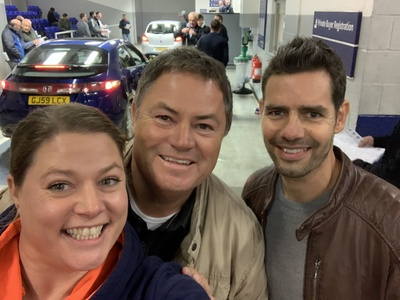 Look out for me on 'Wheeler Dealers' TV programme in Feb/March 2020