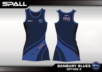 Another local sports team im very proud to support - Banbury Blues Netball Team